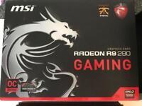 Radeon R9 290 £230 ONO