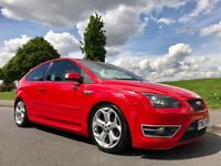 2007 Ford Focus 2.5 ST-3 FULL HEATED LEATHER, STAGE1 MOUNTUNE PERFORMANCE-Audi,Bmw,VXR,AMG,Mercedes