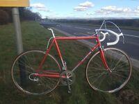 Vintage 1978 Motobecane C5 road bike 58cm Columbus SL frame
