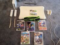 Nintendo Wii and Wii Fit plus games