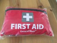 2 NEW FIRST AID KITS General Medi Price is for 2 Unopened Pre-packed