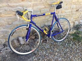 Retro Battaglin Racing Bike