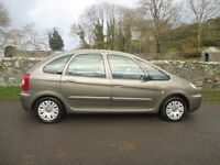 very clean 2008 citroen picasso 1.6 hdi.
