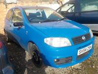 FIAT PUNTO 1.2 8v Active Sport 3dr (blue) 2004