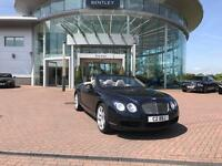 Bentley Continental GTC convertible - cheapest in the UK