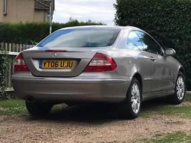 Mercedes CLK 280 7G-Tronic for sale or swap for bmw e60