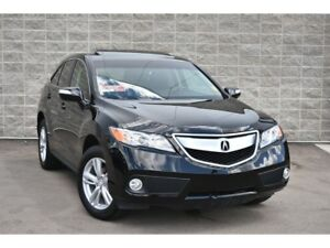 2015 Acura RDX AWD | Leather | Remote Start | Low K