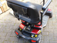 Pride Apex Rapid in very good condition with charger & user manual