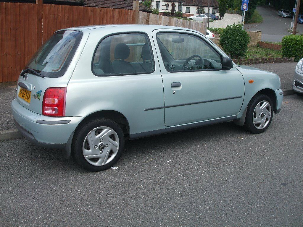 nissan micra vibe 2002 3 door hatch manual in north west london london gumtree. Black Bedroom Furniture Sets. Home Design Ideas