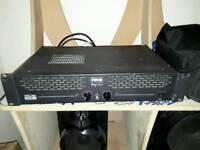 Img Stageline 800 watts amplifier
