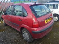 CITREON C3 1.4 EXCELLENT DRIVE ( ANY OLD CAR PX WELCOME )