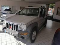 Jeep Cherokee 2.5 diesel 4x4