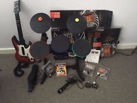 Guitar Hero bundle for PS3
