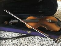 Viola-Boosey & Hawkes Excelsior student model, cased