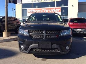 2016 Dodge Journey SXT BLACKTOP PKG V6 7 PASS Oakville / Halton Region Toronto (GTA) image 3
