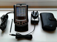 Palm m130 PDA (IrDA/33MHz/Colour) +Accessories! Like NEW!