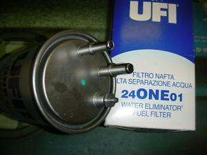 FILTRO-GASOLIO-UFI-24ONE01-FIAT-BRAVO-CROMA-DOBLO-039-DUCATO-FIORINO-GRANDE-PUNTO