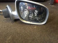 MERCEDES E CLASS W211 DRIVER WING MIRROR FOR SALE COMPLETE CALL THANKS