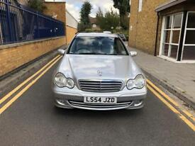 MERCEDES-BENZ C200 2.1 CDI CLASSIC SE AUTOMATIC DIESEL WITH FULL SERVICE HISTROY AND MOT