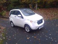 ELECTRIC CAR MAHINDRA E20