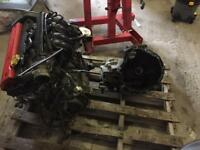 MG ZS GEARBOX