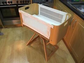 Genuine bednest cot crib co sleeper