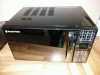 Russell Hobbs Microwave with GRILL Repairs Not Heating up food