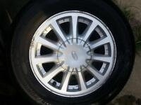 """EXCELLENT SET 4 Factory 15"""" Rims FORD Van WINSTAR With SEMINEW 2"""