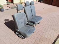 Vivaro / trafic seats