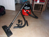 Henry Vacuum Cleaner by Numatic. NRV 200-22. 1200W