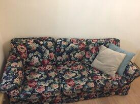 3 seat sofa from Ikea (2 pcs)