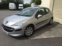 2006 Peugeot 207 1.4 With Only 64.000 Miles !!!
