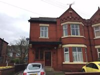 Superb 2 bedroom flat in Stockport/Heaton Chapel. £500 pcm