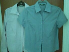 2 New blouses bnwot size 10