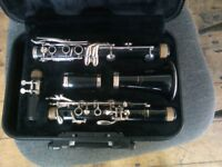 YAMAHA 26ii CLARINET...Fully serviced.. OFFERS INVITED