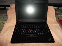 Laptop *** Lenovo ThinkPad X131e AMD E 2 1.730 GHz 4 GB RAM 320 GB HDD & Webcam