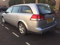 Vauxhall Vectra 2.0 CDTi, Estate, 12 months MOT, towbar in good mechanical condition, £900