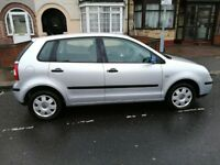 Volkswagen Polo 1.4 Twist Hatchback, 5 Doors 2005, Petrol Manual, Only 66954 miles. FOR SALE £1850