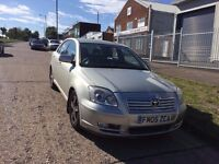 2005 TOYOTA AVENSIS T3 XD-4D DIESEL * HIGH MILEAGE * BARGAIN PRICE * START AND DRIVE WELL