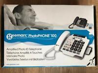 Geemarc PhotoPhone 100 - amplified