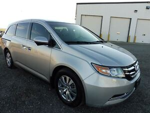 2014 Honda Odyssey EX 8 Passenger Power Doors Rear Camera
