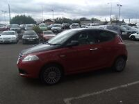 2013 13 CHRYSLER YPSILON 1.2 BLACK AND RED 5D 69 BHP ** GUARANTEED FINANCE ** PART EX WELCOME **