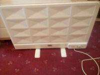 For Sale - Electric oil filled radiator used but in good working order. Glen 2156 model 1000w