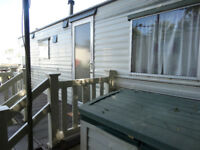 nordstar 6 berth static caravan for sale a bargain at £5,500, sorry now sold