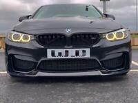 BMW M3 M4 CS Style Front Splitter Carbon Fibre F80 F82 F83