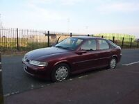 VAUXHALL VECTRA CLUB 2.0 DTI Spares or Repairs
