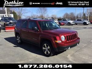 2016 Jeep Patriot Sport 4x4 | LEATHER | SUNROOF | UCONNECT |