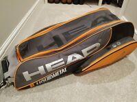 Head 4-6 Racket Tennis Bag for sale