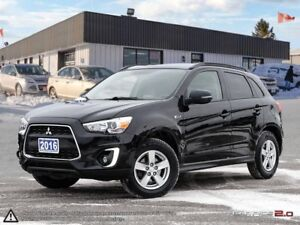 2015 Mitsubishi RVR GT,ONE OWNER,PANO ROOF,REARVIEW CAM,HEATED S