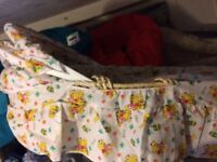 Moses Basket Winnie the Pooh